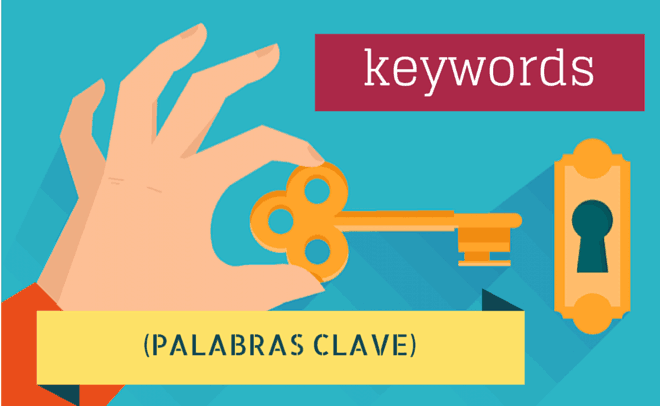 Keywords para SEO on Page
