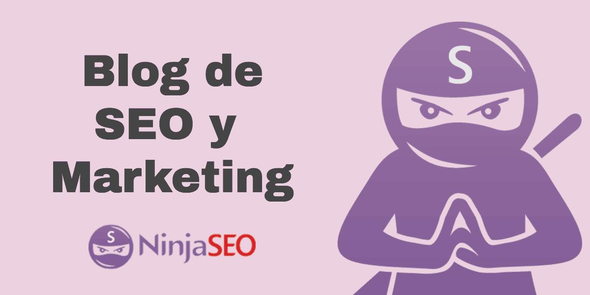 Blog de Posicionamiento Web y Marketing Online