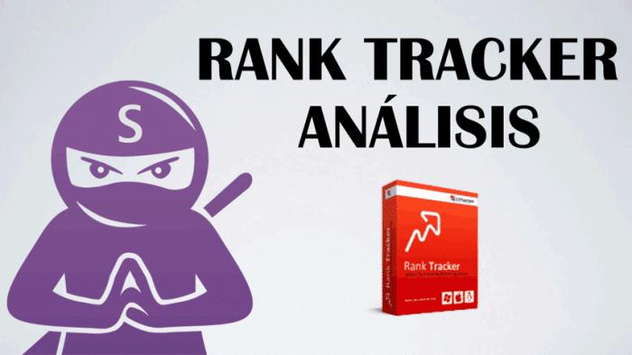 Video Análisis de Rank Tracker