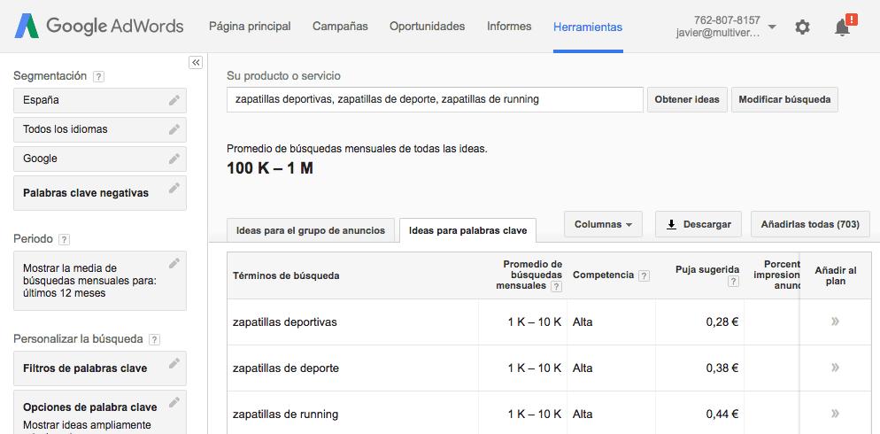 Planificador-Palabras-Clave-Google