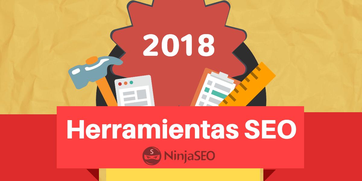 Las mejores Herramientas SEO para posicionar en 2018