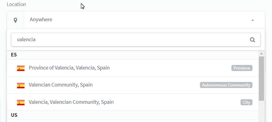 Monitoriza tus keywords locales con SERPWatcher