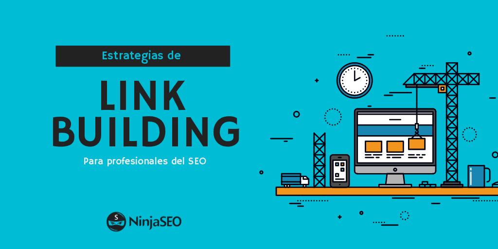 Estrategias de Link Building NinjaSEO