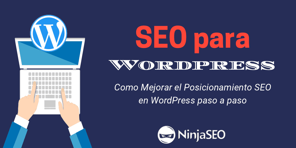 SEO Para WordPress paso a paso NinjaSEO