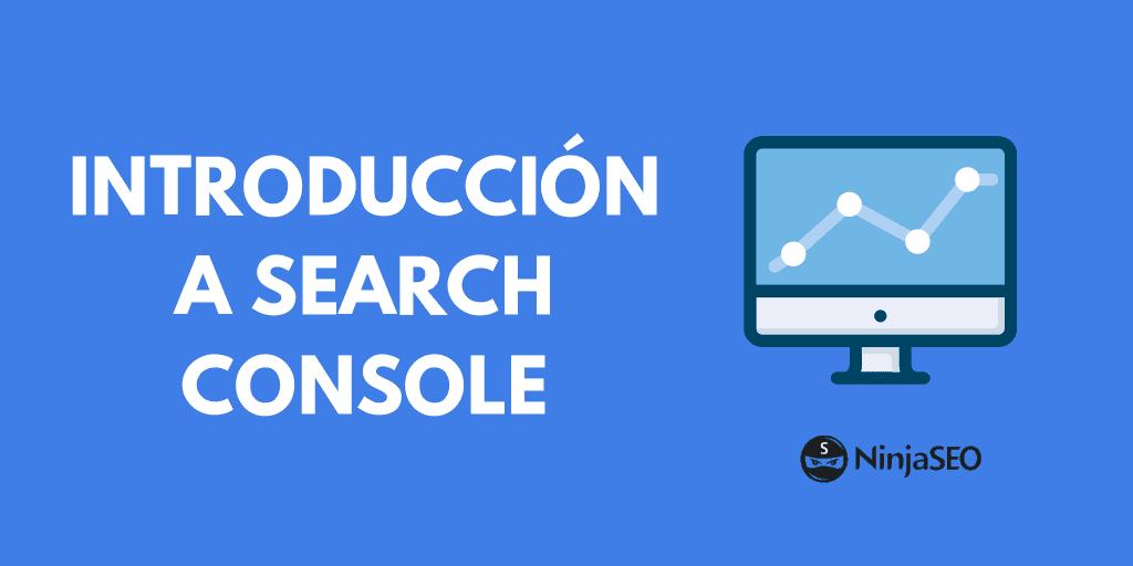 introducción a search console opt